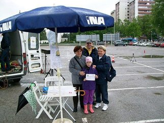 2014 — Charity drive for Ema